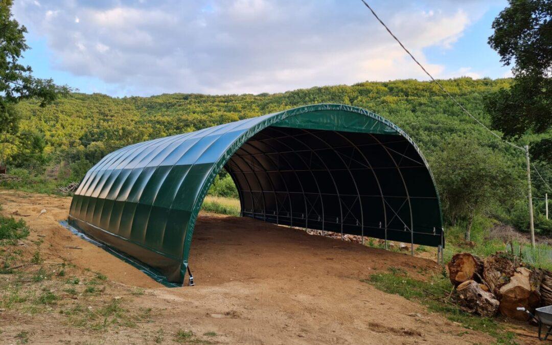 Tunnel Agricolo ad Arco